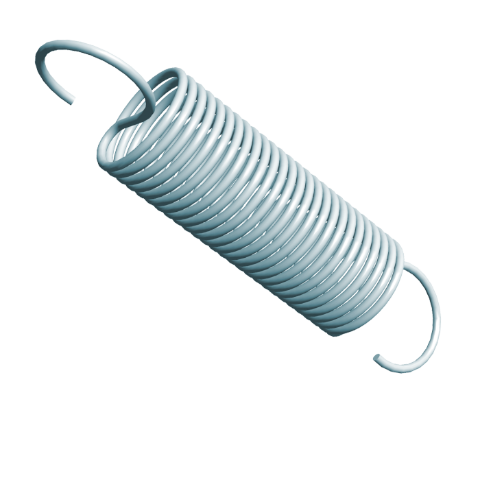 how to choose extension spring